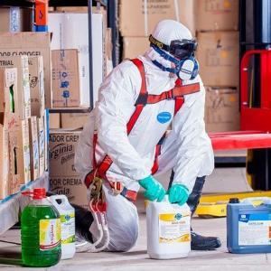 Distribuidor de produtos quimicos